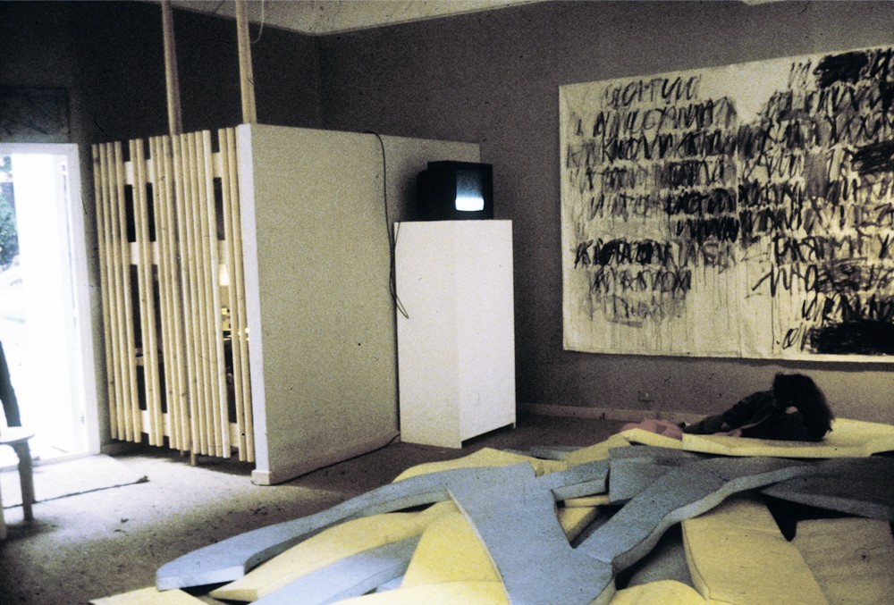 """The Word and the Letter"", Venice Biennale, 1980."